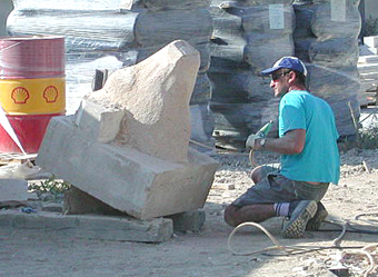 Tailleur de pierre yonne